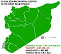 2000 Presidential election in Syria.jpg