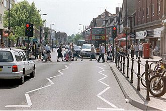 High Street - Orpington High Street, London, England