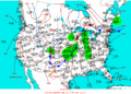 2004-05-13 Surface Weather Map NOAA.png