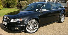 2006 Audi RS4 Avant B7 by The Car Spy.jpg