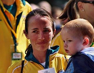 Lisa Jane Weightman Australian long-distance runner
