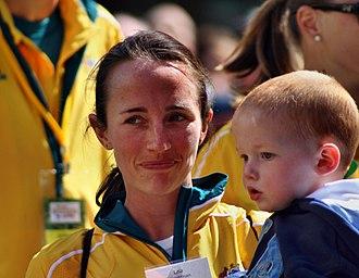 Nagano Olympic Commemorative Marathon - Lisa Weightman was the winner of the 2010 women's race.