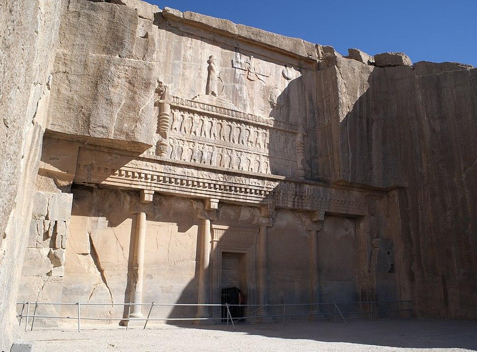 20101229 Artaxerxes III tomb Persepolis Iran