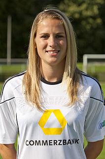 Ana-Maria Crnogorčević Swiss footballer