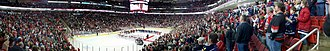 2011 National Hockey League All-Star Game - Image: 2011 NHL All Star panoramic