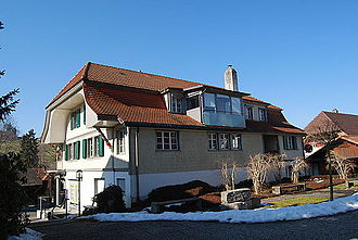 Eriswil - Houses in Eriswil