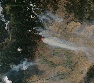 2012 Washington wildfires
