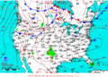 2013-07-16 Surface Weather Map NOAA.png