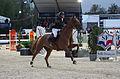 2013 Longines Global Champions - Lausanne - 14-09-2013 - Roger Yves Bost et Colombo van den Blauwaert 3.jpg