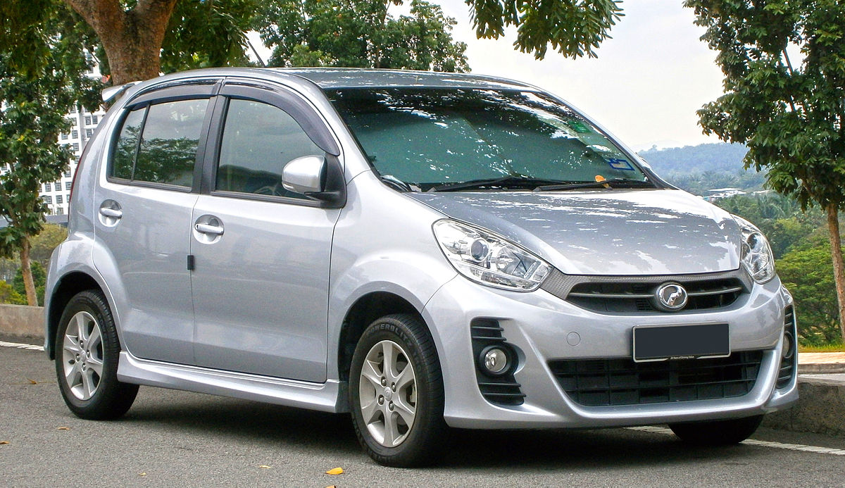 Perodua Myvi - Wikipedia
