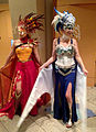2014 Dragon Con Cosplay - Fire and Ice Dragons (14937255068).jpg