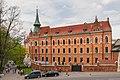 2015 Kraków, Gmach Wyższego Seminarium Duchownego Archidiecezji Krakowskiej 01.jpg