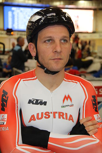 Andreas Müller (cyclist) - Andreas Müller (2015)