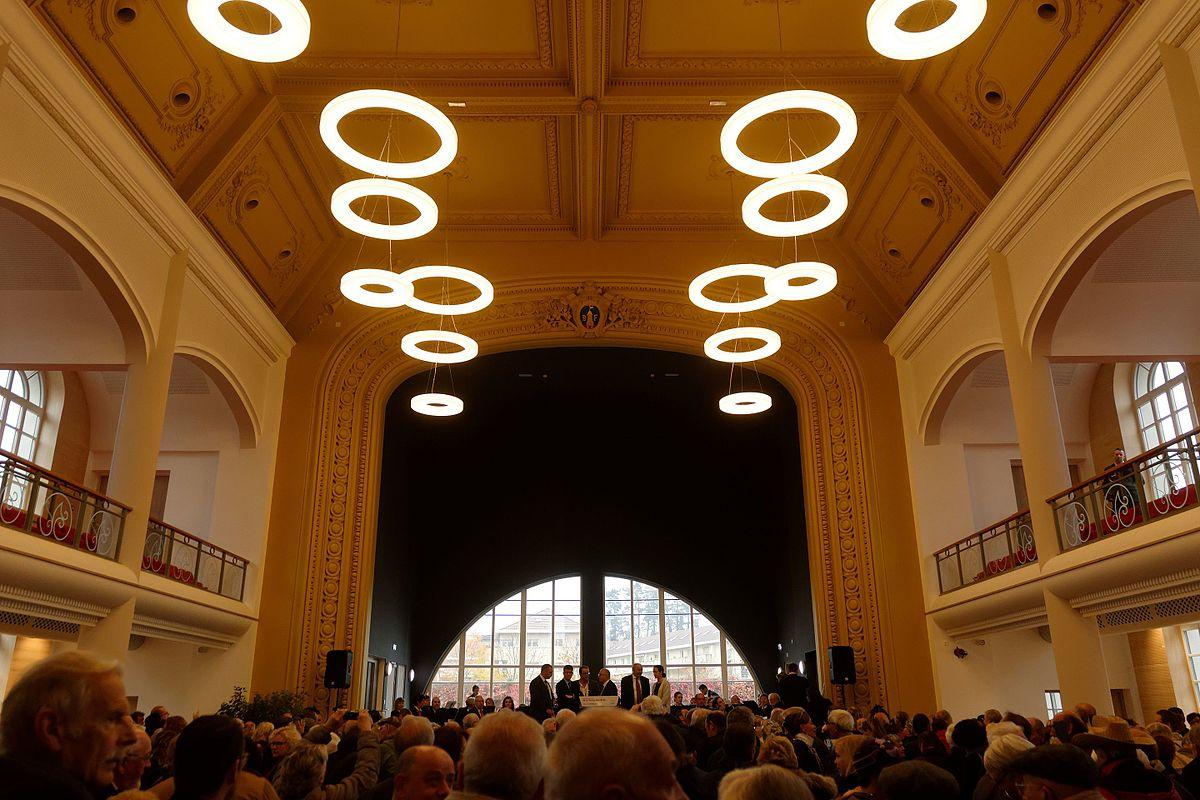 inauguration de la salle des f 234 tes belfort 5 nov 2016 wikimedia commons