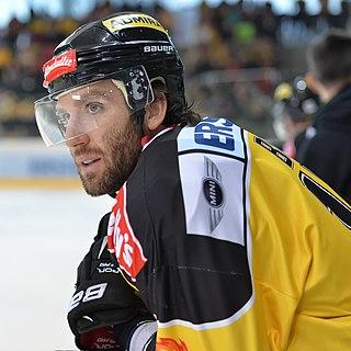 Danny Bois Canadian ice hockey player