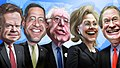 2016 Democratic Candidates - Caricatures (20008291973).jpg