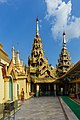 2016 Rangun, Pagoda Sule (31).jpg