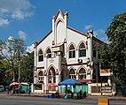 2016 Rangun, Ulica Anawratha, Kościół Armii Zbawienia (01).jpg