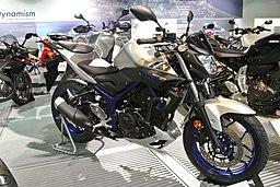 2016 Yamaha MT-25