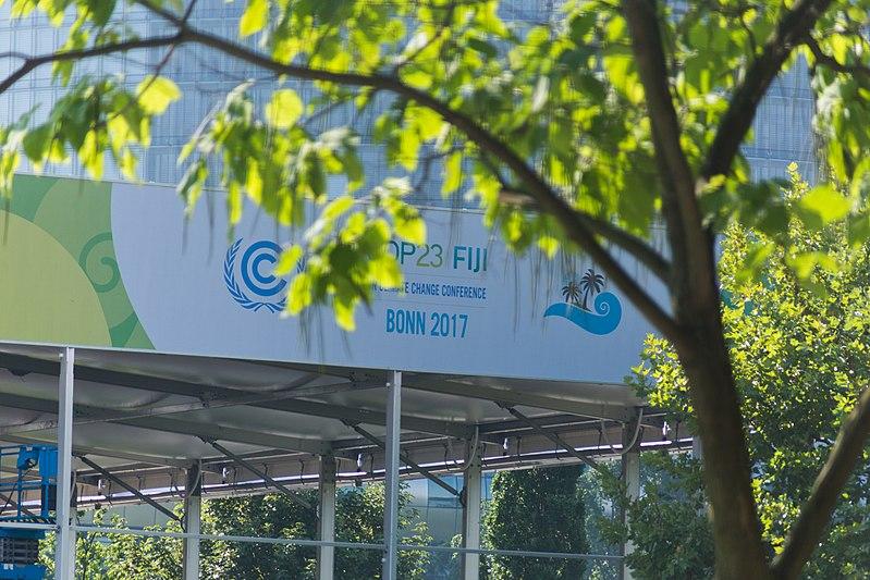 COP23 - Photo credit: HKuhse-Bonn