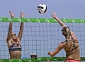 2017 ECSC East Coast Surfing Championships Virginia Beach womens volleyball (36058155764).jpg