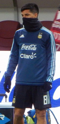 2017 FRIENDLY MATCH RUSSIA v ARGENTINA - Enzo Perez.jpg
