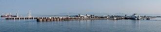Tsawwassen Ferry Terminal - Image: 2018 11 03 BC Ferries Tsawwassen Terminal 18 08 28