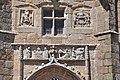 2018 Perros, tympan de la chapelle de la Clarté.jpg