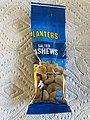 2019-03-19 09 46 24 A packet of Planters Salted Cashews in Ewing Township, Mercer County, New Jersey.jpg
