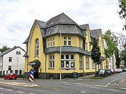 an Sankt Josef in Bonn