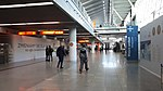 20190207 082439 Warsaw Airport, February 2019. Arrivals hall.jpg