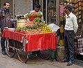 20191205 Sprzedawca warzyw na ulicy Starego Delhi 0559 6731.jpg