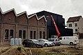2019 Maastricht, Timmerfabriek, Muziekgieterij in aanbouw.jpg