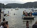 2019 Scotland Island Pittwater NSW Christmas Day pooch race 3.jpg