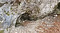 2020-03-01 (127) Small cave next to Schwabeck's former castle, Texingtal, Austria.jpg