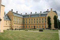 204 A 04 1-13 z 12.01.2004 zespół budowli klasztoru Krzeszów 6.jpg