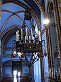 216 Santuari de la Misericòrdia (Canet de Mar), salamó de la nau.JPG