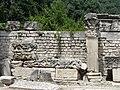 2271.Das römische Theater-zu Zeiten des röm.Kaisers Augustus errichtet.Montag 2.Juli 2007-Steffen,Verena&Mutti.JPG