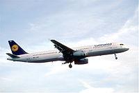 D-AIRD - A321 - Lufthansa