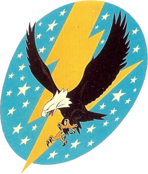 366th Fighter Squadron - Image: 366th Fighter Squadron World War II Emblem