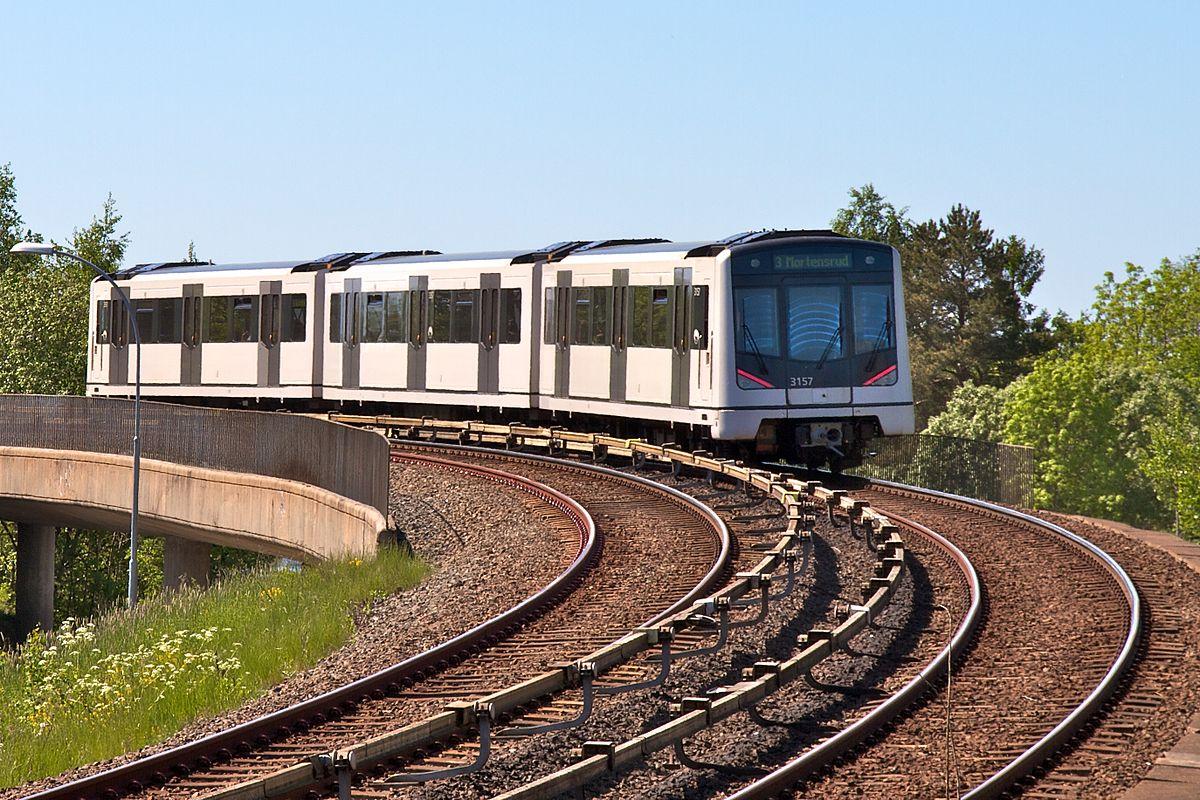Oslo Metro Wikipedia