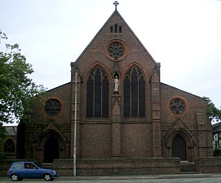 Church of St Margaret of Antioch, Liverpool Church in Liverpool, England
