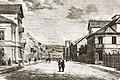 3rd May Street on Kozarski's woodcut made in 1868.jpg