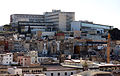 460 Hospital de Tortosa Verge de la Cinta, des del mirador al peu de la Suda.JPG