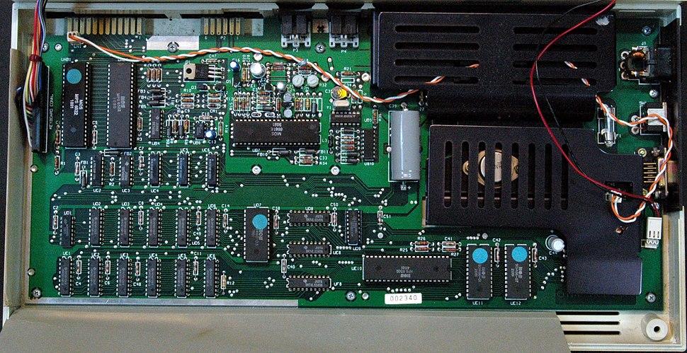 4860 - VIC-20 Mainboard