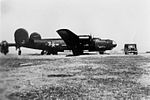 492d Bombardment Group Black Painted B-24 Liberator 42-52749.jpg