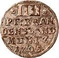 4 Pfennige, Landesdenkmalamt Berlin, Ausgrabung U5, 965 – 1257, Vorderseite.jpg