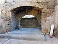 572 Portal dels Jueus, a Remolins (Tortosa), cara interior.JPG