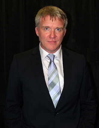 Anthony Michael Hall - Hall in 2013