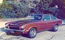 1973 CHEVROLET VEGA COSWORTH for sale